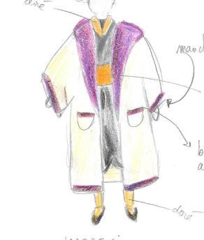 Costumes - Kazbeki