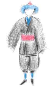 Costumes - Laurenti