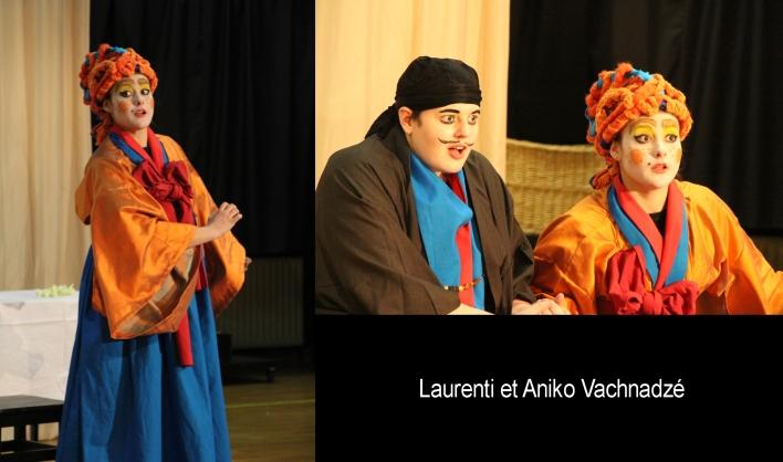 Laurenti et Aniko
