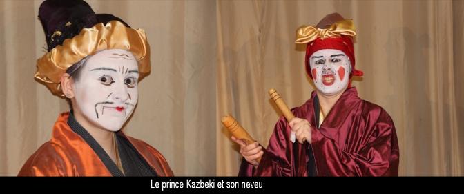 prince Kazbeki et neveu