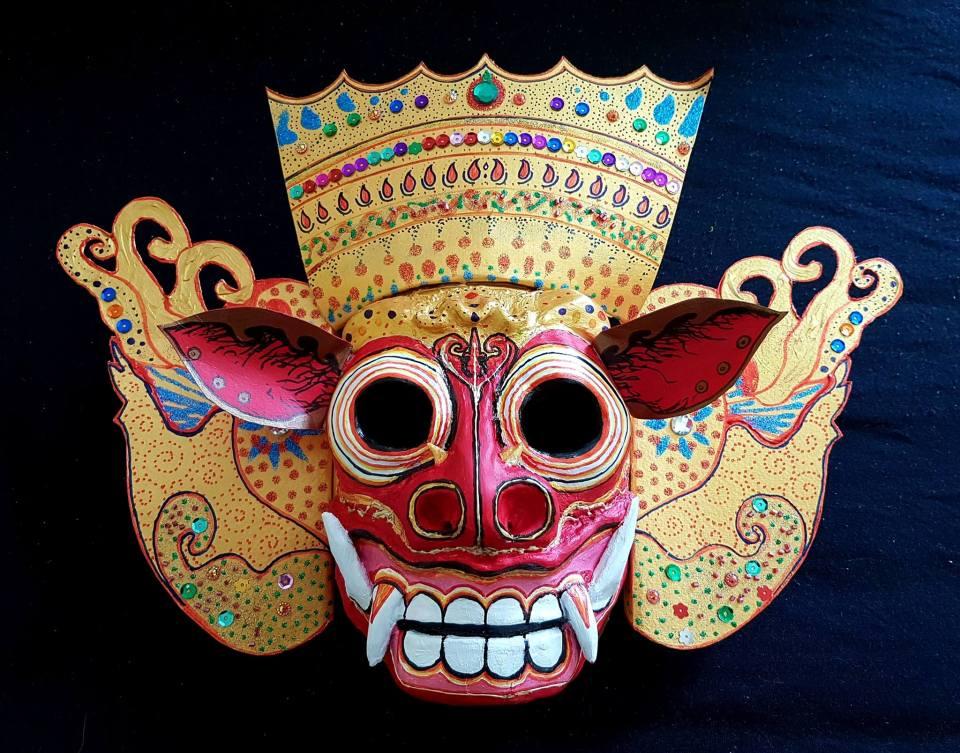 masque Bacchus