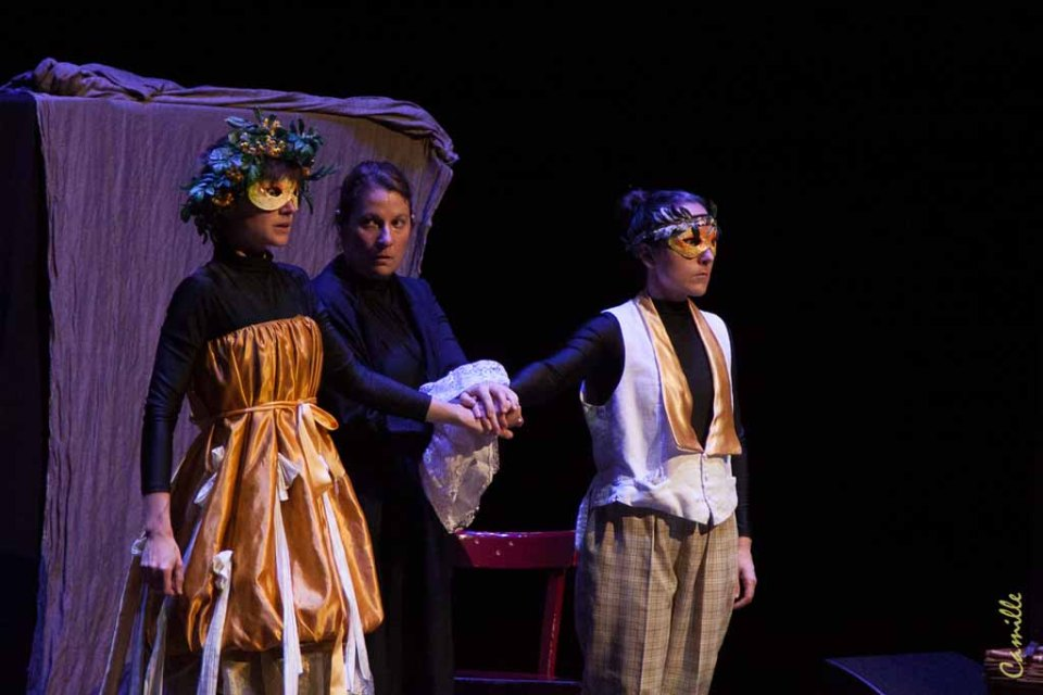 Le Théâtre des Enfants du Soleil - Le Sauvage et le Sacré